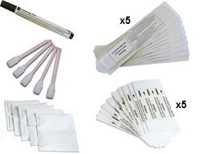 Zebra ZXP3/P110i/P120i Cleaning Kit