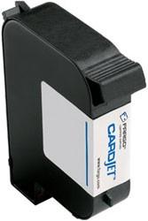 Fargo 41732 CardJet Black Ink Cartridge