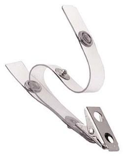 Double Vinyl Strap Clip 2105-3050-100 pack