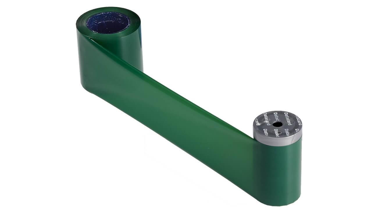 DataCard 596230-006 Green Printer Ribbon