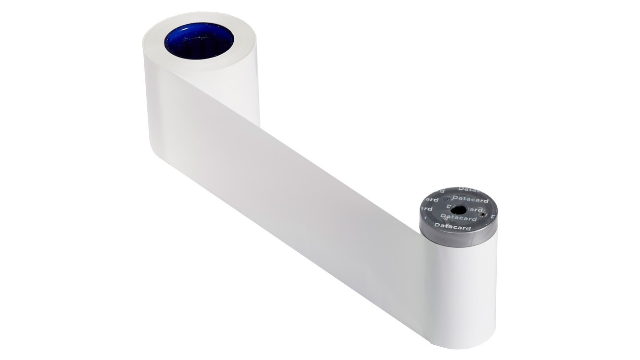 DataCard 596230-003 White Printer Ribbon