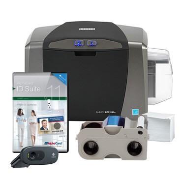 DTC1250e Printer System Single-Sided