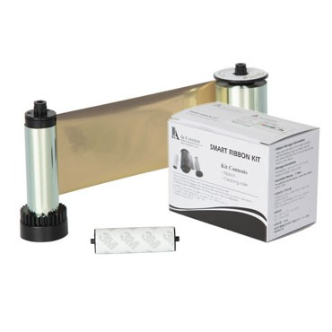 IDP 650682 Metallic Gold Printer Ribbon