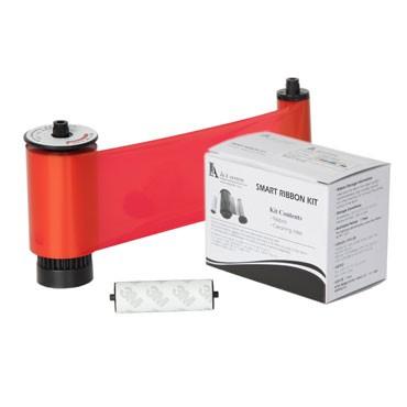IDP 650664 Red Printer Ribbon