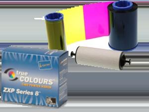 Zebra 800012-942 Color Ribbon YMCKI