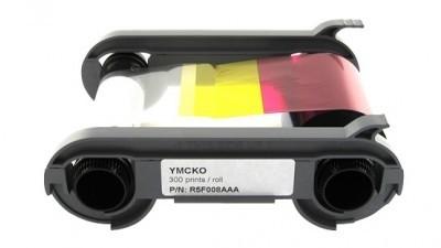 Evolis R6F003AAA - YMCKO-K Ribbon