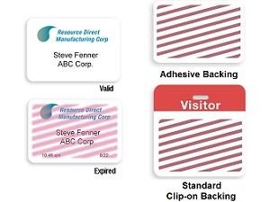 TIMEjet Badge - Standard Printer
