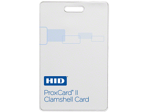HID 1326 ProxCard II Proximity Cards - Qty 100