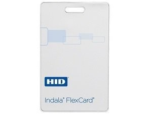 Indala FPCRD - FlexCard Clamshell-QTY 100