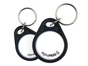AlphaPass Proximity Key Fob - Qty 25