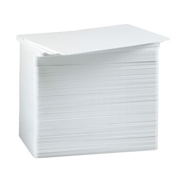 Fargo UltraCard 10 mil PVC Cards-1000 pack