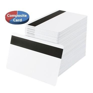 UltraCard Premium Blank Mag Stripe Cards-500 pack