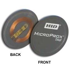 HID 1391 - MicroProx Tag-Qty 100