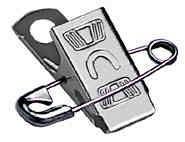 Embossed U Pin-Clip Combo 500 pack