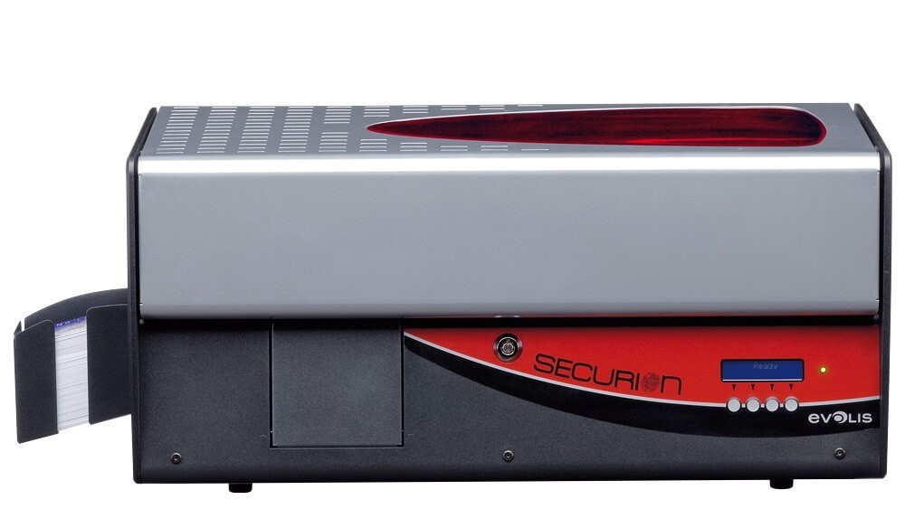 Evolis Securion Printer -w/Laminator