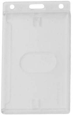Vertical Card Dispenser w/Thumb Notch 50 pack