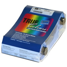 Zebra 800017-204 Blue Card Printer Ribbon