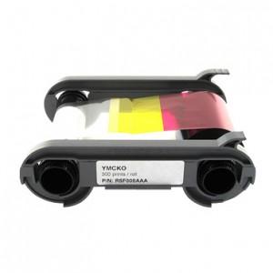 Evolis R5F008AAA YMCKO Color Ribbon