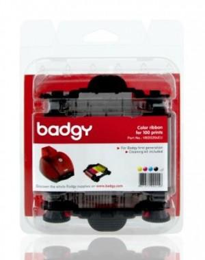 Evolis VBDG204EU Badgy Supplies Kit