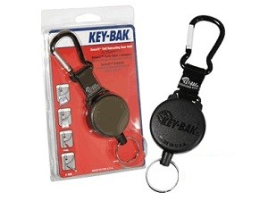 Heavy-Duty KeyBak SecureIt Gear Badge Reel