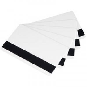 Evolis CR80 30mil Rewritable HiCo Mag PVC Cards