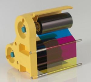 Magicard Prima 112/R - YMCKK Printer Ribbon