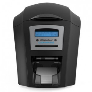 AlphaCard Compass ID Card Printer