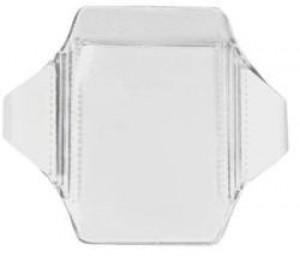 Vertical Arm Band Badge Holder-100 pack