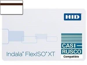 Casi-Rusco CXDUO - ISO Card w/Mag Stripe-Qty 100