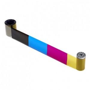 Datacard 534100-001-R003 YMCKT Ribbon - 250 prints