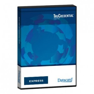 Datacard TruCredential ID Card Software-Express