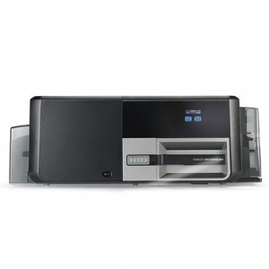 Fargo DTC5500LMX Dual-Sided ID Card Printer with Lamination
