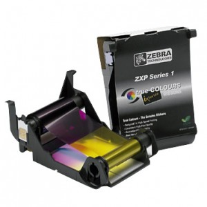 Zebra 800011-140 - ZXP1 Color Ribbon