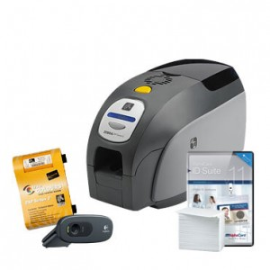 ZXP Series 3 Single-Sided Printer System