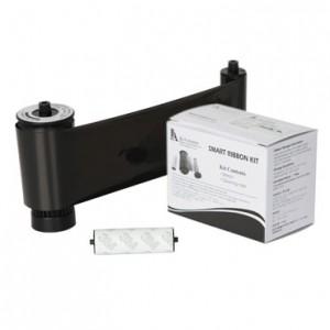 IDP Resin Black Monochrome Ribbon Kit – 3000 Prints