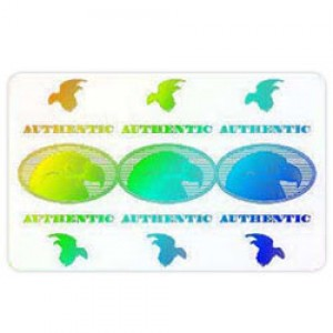 Eagle Design Adhesive Overlay-100 pack