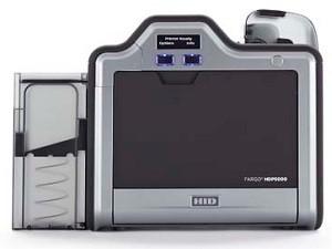 Fargo HDP5000 Retransfer ID Card Printer