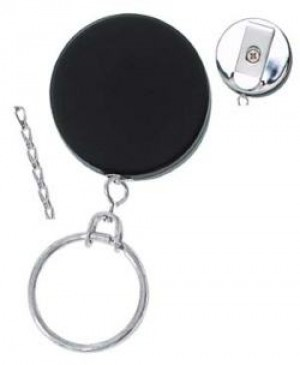 Key Badge Reel w/Chain Cord-25 pack