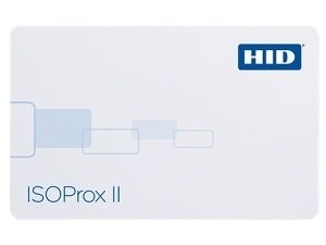 Standard ISO ProxCard II Proximity - 100 Cards