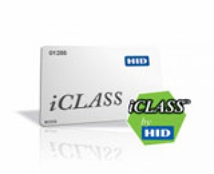 HID 2000 iClass Contactless Smart Cards - Qty 100