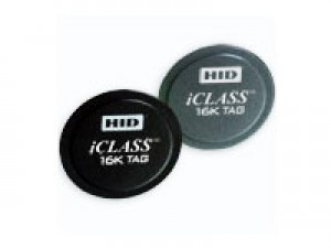 HID 2060 iClass Adhevise Prox Tags - Qty 100