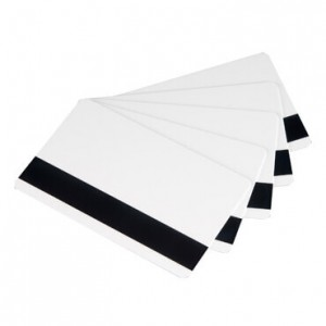 Blank Mag Stripe HiCo Cards-500 count