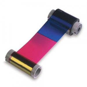 Zebra 80015-340 YMCKO Color Printer Ribbon