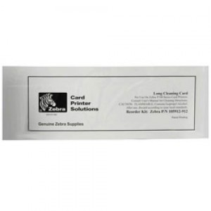 Zebra 105912G-707 - Large T Cleaning Cards