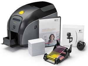 ZXP Series 1 Single-Sided Printer System
