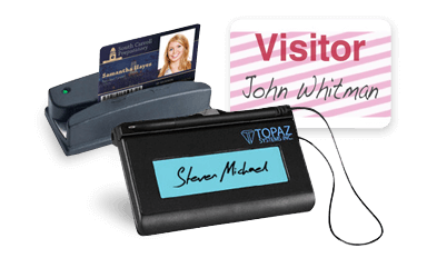 Visitor ID & Data Capture