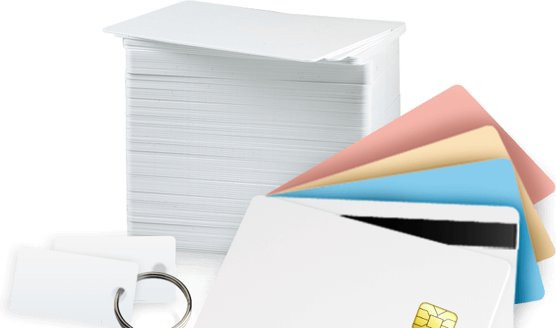 Blank PVC & Composite Cards