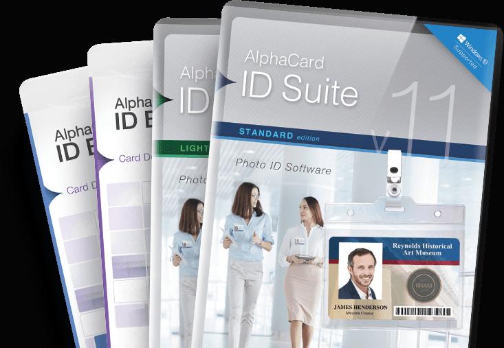 AlphaCard ID Suite
