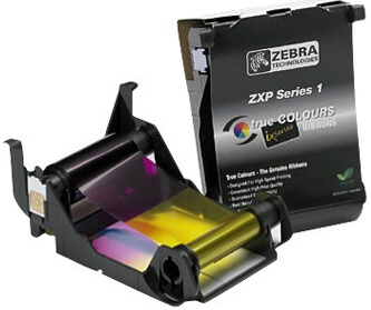 Zebra Color Ribbons