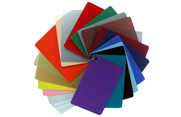 blank color pvc cards - Blank Plastic Cards